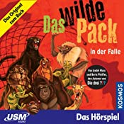 Das wilde Pack in der Falle (Das wilde Pack 5) | André Marx, Boris Pfeiffer