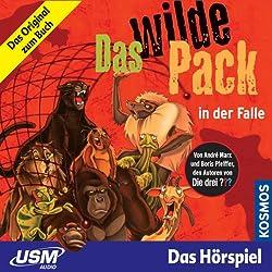 Das wilde Pack in der Falle (Das wilde Pack 5)