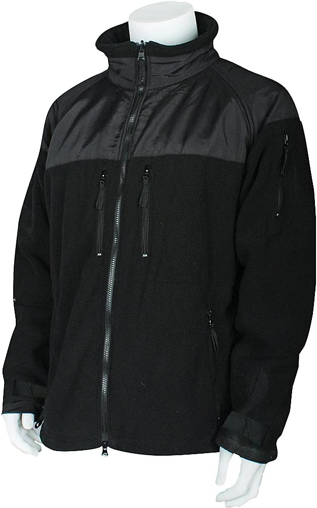 Fox Outdoor Products Enhanced Fleece Tactical Jacket