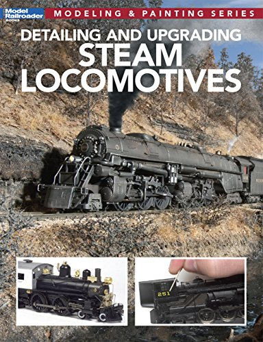 Detailing and Upgrading Steam Locomotives (Modeling & Painting) ()