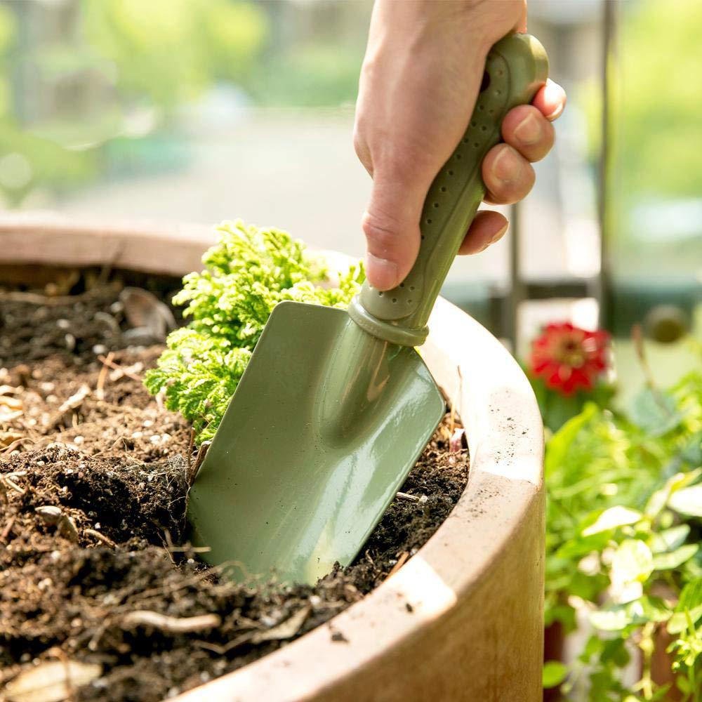 PP /& TPR Ergonomic Soft Handle Non-Slip #G-1125-US Blade Hedge Clippers Lightweight Homes Garden Hedge Shears 8.5 in Ergo Grip Garden Hand Tools