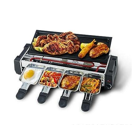 Barbacoa de interior y al aire libre Barbacoa Parrilla de cocina coreana Barbacoa de barbacoa caliente