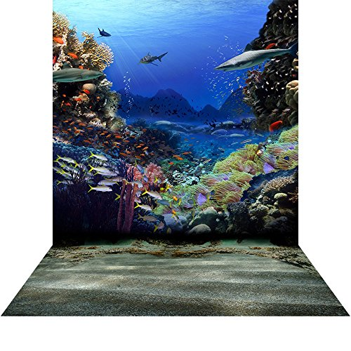 photography-backdrop-with-floor-coral-reef-with-sharks-10x20-ft-seamless-fabric