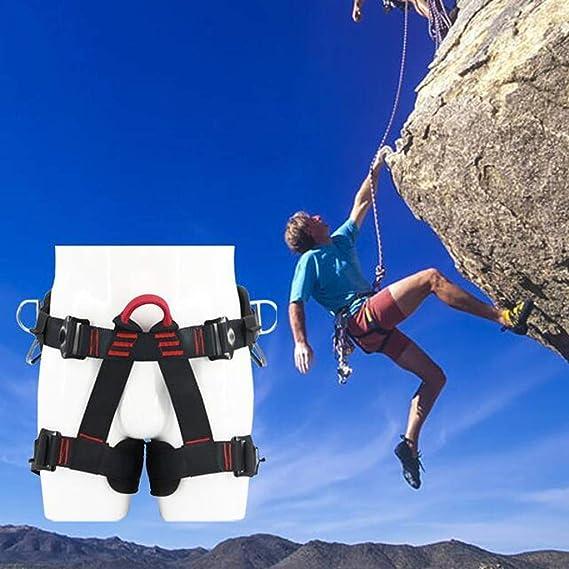 YDXYZ Escalada al Aire Libre Escalada en Roca Descenso Seguro ...