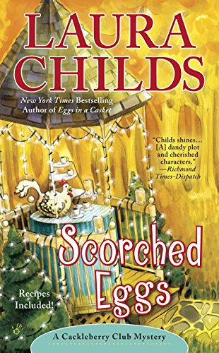 book cover of Scorched Eggs