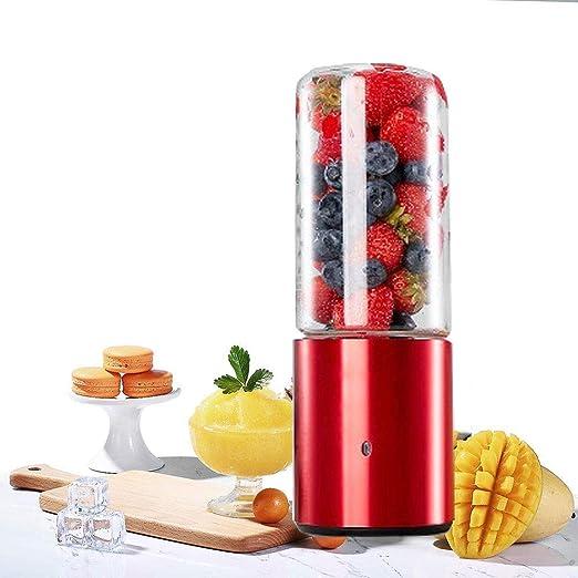 SZJJI Licuadora portátil Juice Blender Mini Smoothie Mezclador de ...