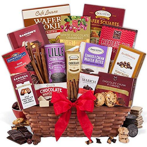 - Chocolate Gift Basket Premium