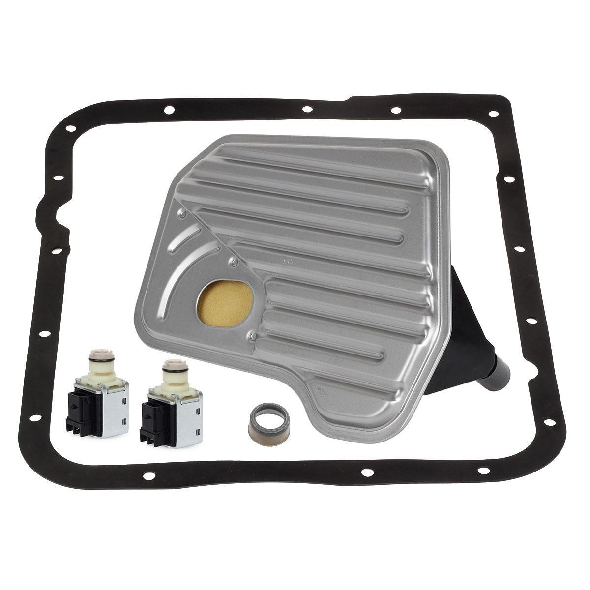 Partsam Transmission Shift A&B Solenoid Filter Kit Compatible With Chevrolet 4L60E 1993-1997