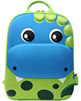 Yodo 3D Toddler Backpack Playful Lunch Bag - Hard Shell Series Picnic Cooler