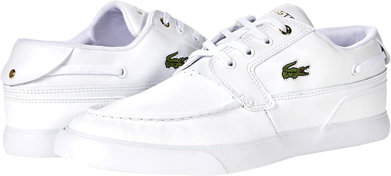Lacoste Men's Bayliss Max Complete Free Shipping 76% OFF Boat Shoes Deck