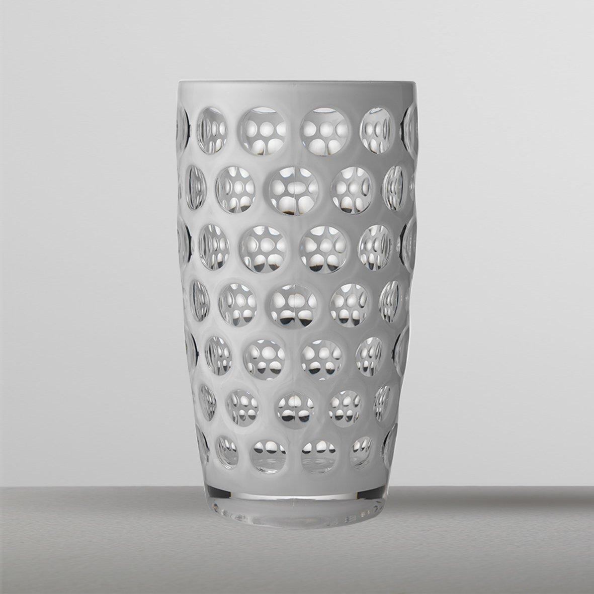 Mario Luca Giusti Set 6 Lente High Glass White