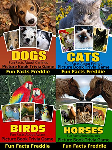 Childrens Animals Trivia Kindle Unlimited ebook