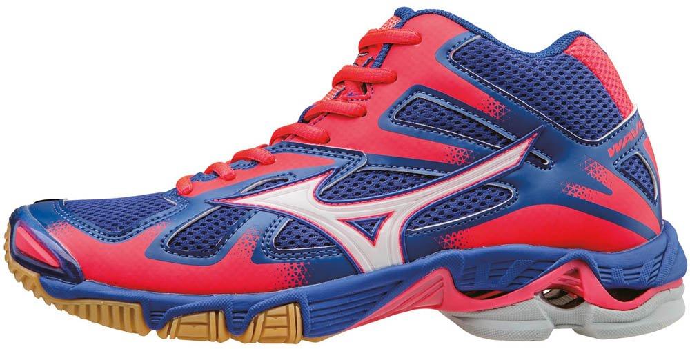Mizuno Wave Bolt Mid Wos, Zapatos de Voleibol para Mujer 38.5 EU