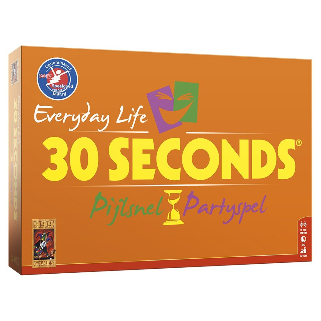 999 Games - 30 Seconds - Everyday life