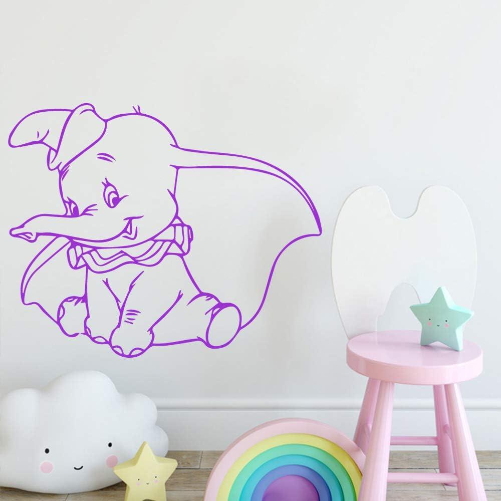 WSYYW Beautiful Elephant Home Decor Modern Acrylic
