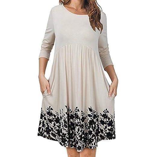 ab5d21646a78 Mr.Macy Women s T Shirt Dress with Pockets