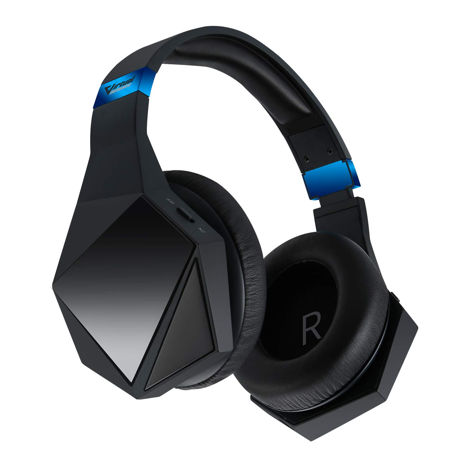Auriculares 8 Speakers Gaming 3D Stereo Audio Immersive Hi-Fi Surround Sound con Lighting Effects Inalambrico Low Latenc