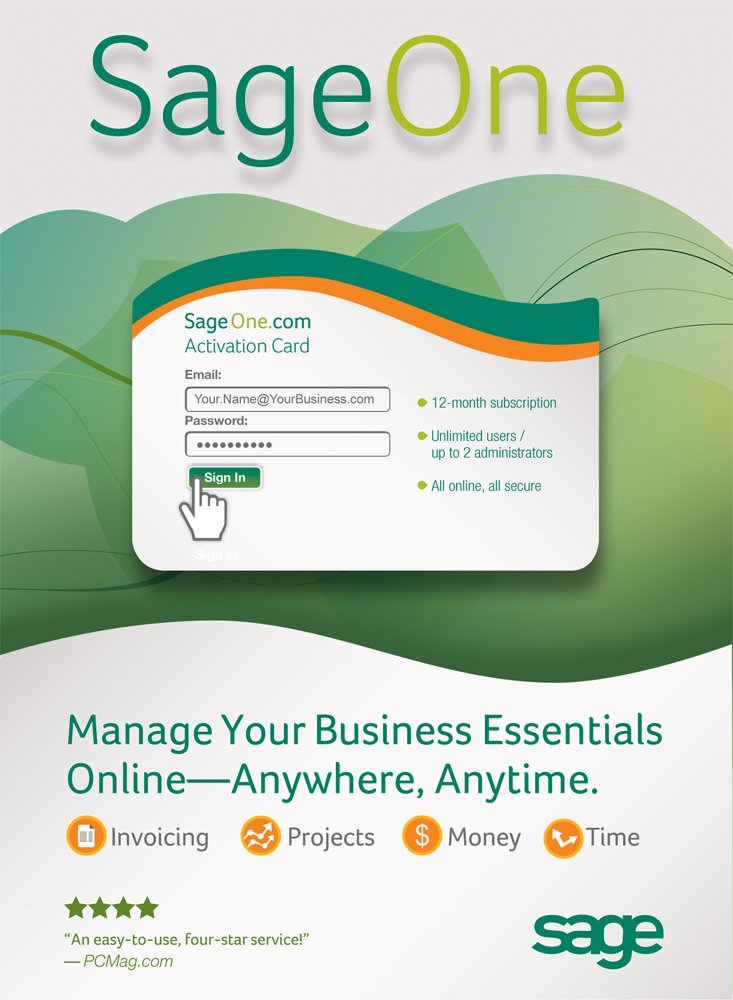 Amazoncom Sage One Online Accounting Invoicing Software - Free invoicing for freelancers online health food store
