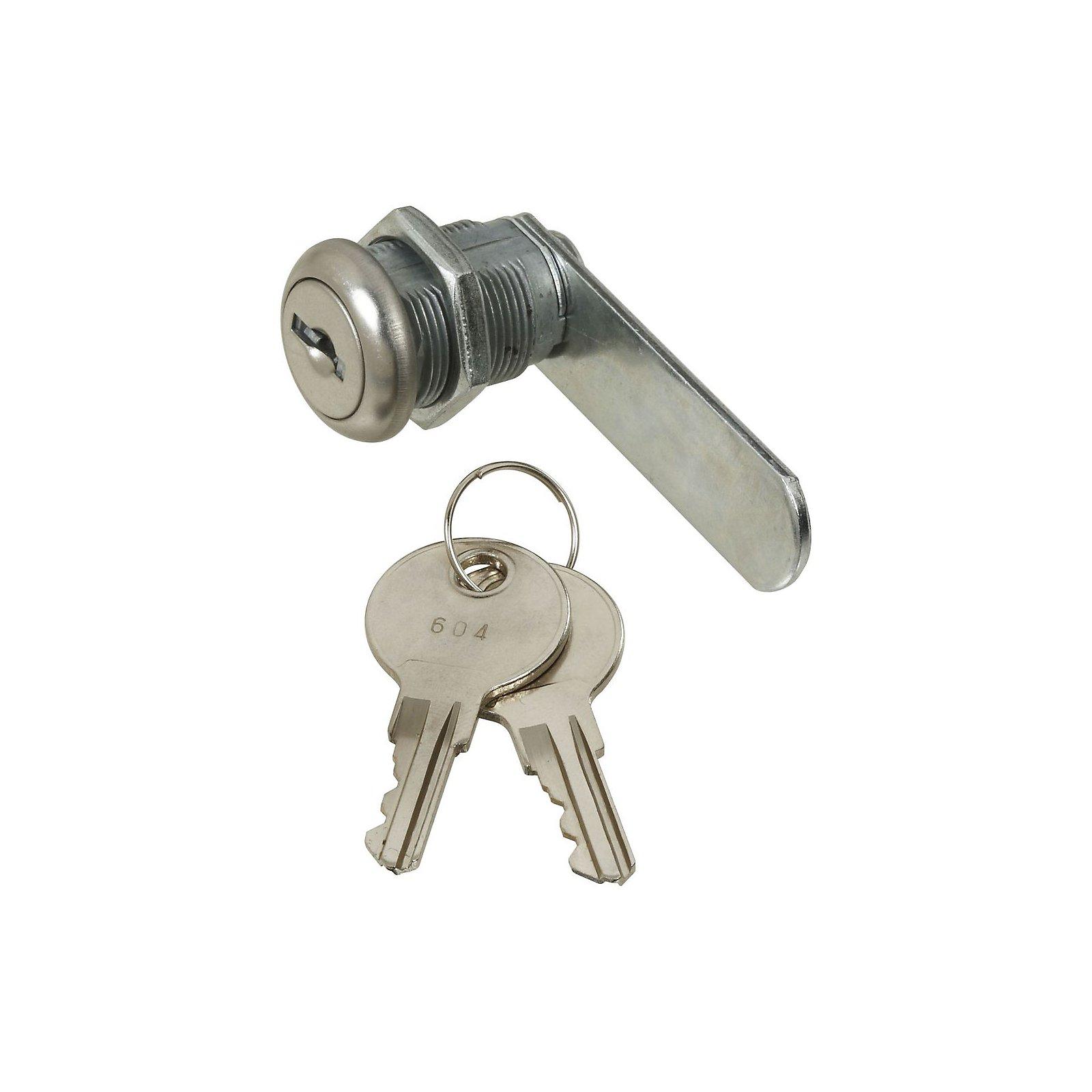 Lock Draw/Cab 1/2'' Slv