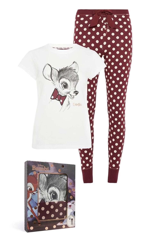 Licensed-Primark - Pijama - para Mujer: Amazon.es: Ropa y ...