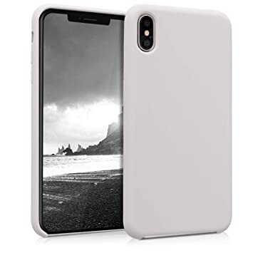 Cover Smartphone e iPhone - APPLE iPhone XS Silicone Case - White