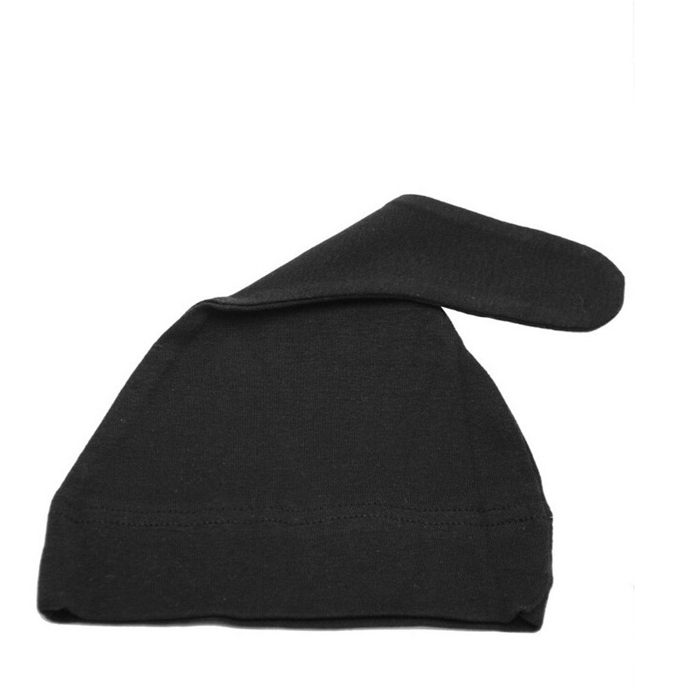 Menglihua Unisex Newborn Toddler Infant Cotton Soft Cute Lovely Adjustable Knot Hat