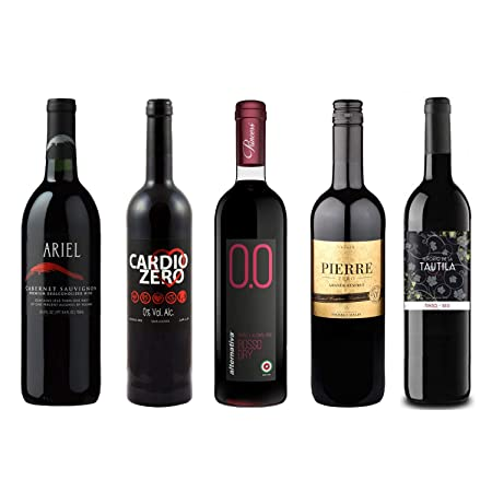 Review Red Wine Sampler -