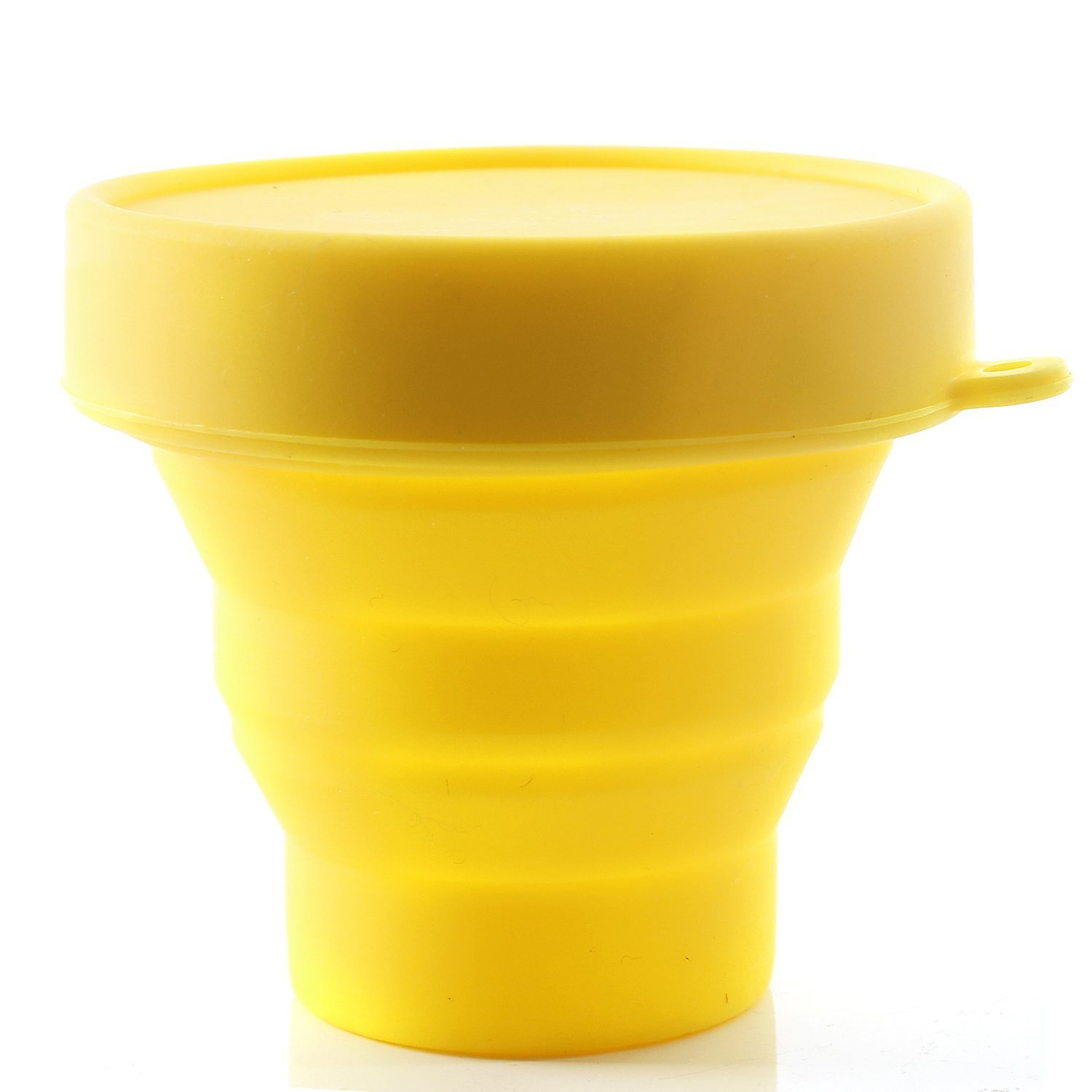 Collapsible Silicone Cup Foldable Sterilizing Cup for Menstrual Cup for Moon Cup