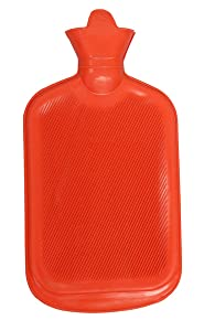 Relief Pak Hot Water Bottle, 2 quart Capacity