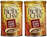 Pacific Chai Latte Mix Canister - Spice Chai - 10 oz - 2 pk