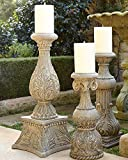 GG Collection Candlestick Holder - 36H in.