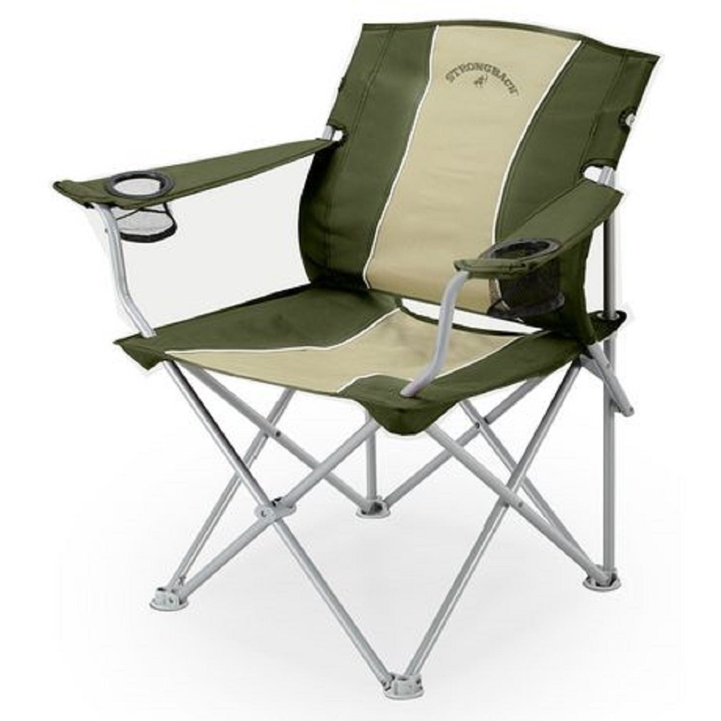 Camp Chair With Lumbar Support