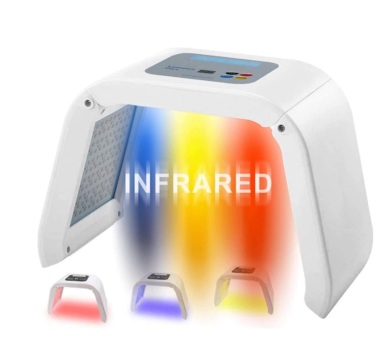 Amazing2015 PDT LED 3in 1 Photon Treatment Skin Facial Treatment Salon Spa Beauty Equipment Photon Treatment Machine LED Face skin care Light: Beauty