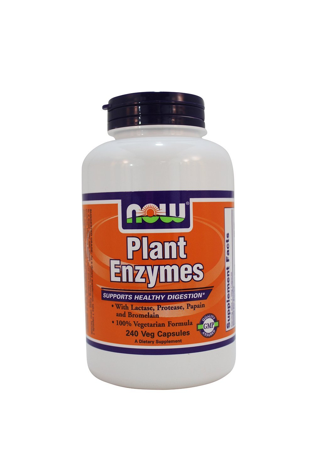 Plant Enzymes 240 VegiCaps Pack of 2
