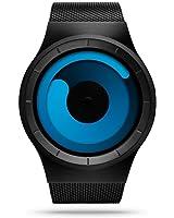 ZIIIRO Mercury Unisex Watches Black Ocean