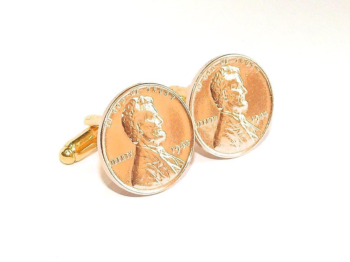 1967 50 cumpleaños/aniversario 1 cent lincoln moneda Gemelos ...