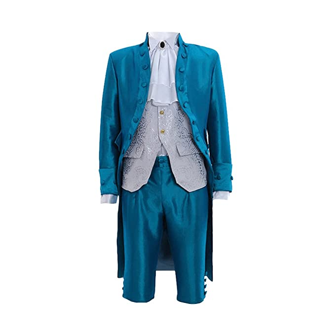 Masquerade Ball Clothing: Masks, Gowns, Tuxedos Mens Victorian Regency Tailcoat Steampunk Tailcoat Vest Shirt Pants $116.50 AT vintagedancer.com