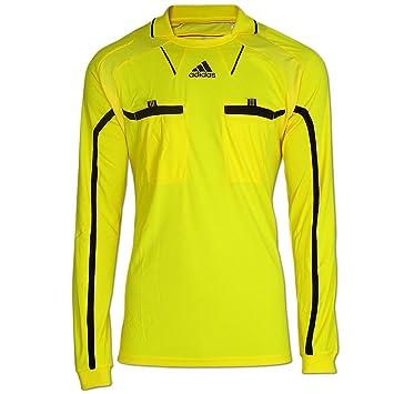 camiseta arbitro adidas