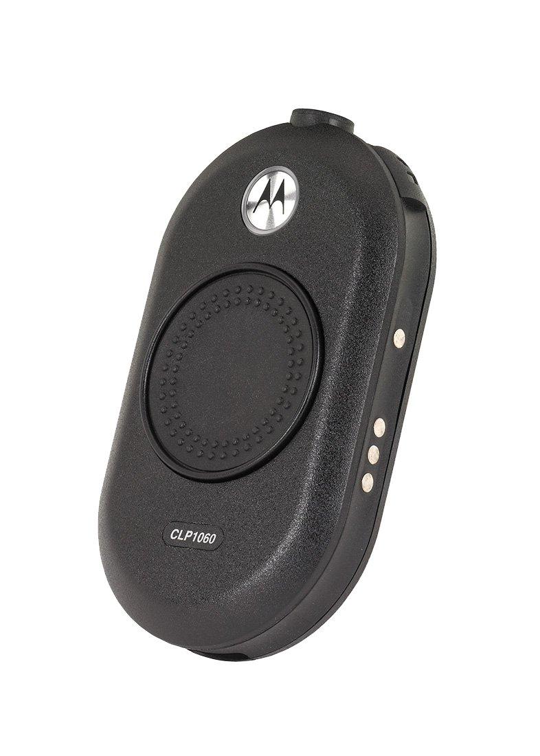 6 Motorola CLP1060 Two Way Radio Walkie Talkies w/ Bluetooth + 6-Bank Charger + Magnetic Cases