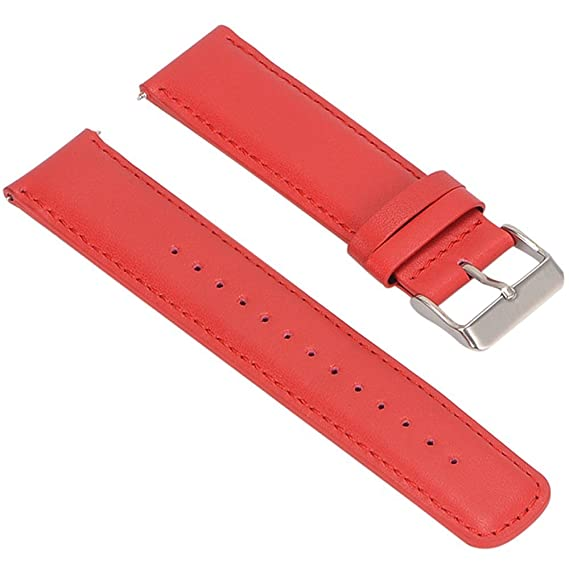 Amazon.com: Replacement Leather Bands for ASUS ZenWatch 2 ...