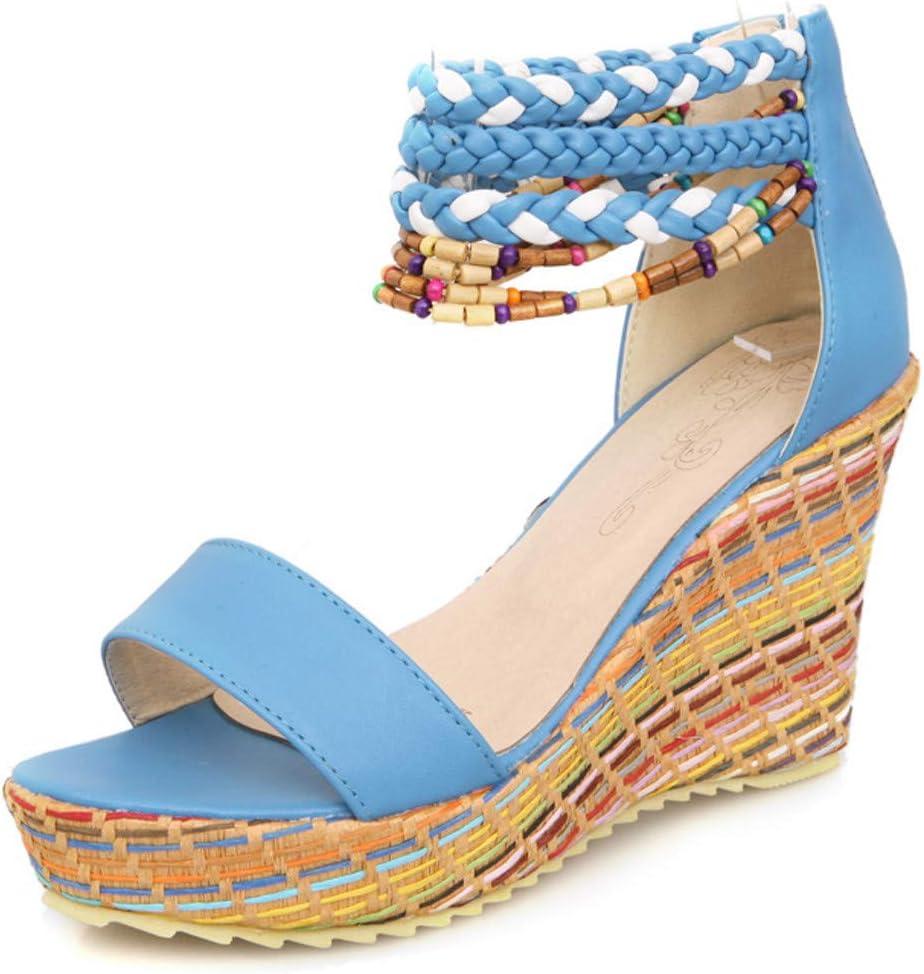 Summer Womens Wedge Sandals