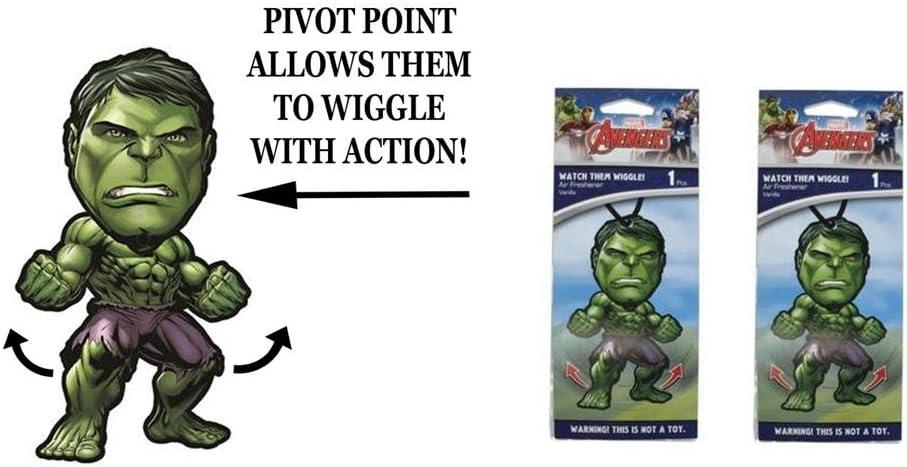 Universal Fit Pilot Automotive MVL-0401 Marvel Hulk Shift Knob