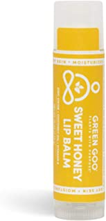 product image for Green Goo All-Natural Lip Balm, Sweet Honey, 0.15-Ounce Stick
