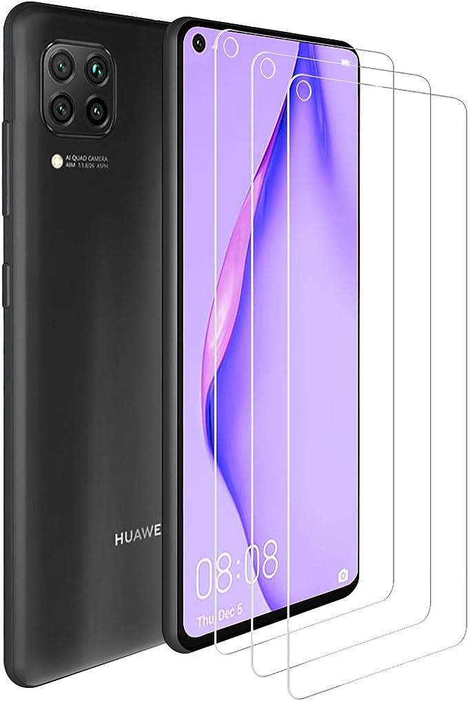 Anewsir Huawei P40 Lite P40 Lite E Panzerglas Anti Öl Elektronik
