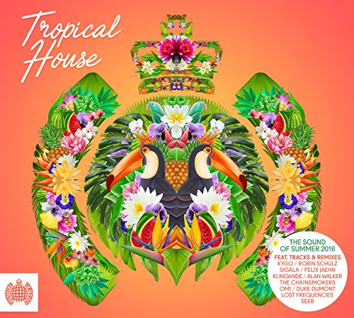 CD : VARIOUS ARTISTS - Ministry Of Sound: Tropical House / Various (United Kingdom - Import, 2PC)