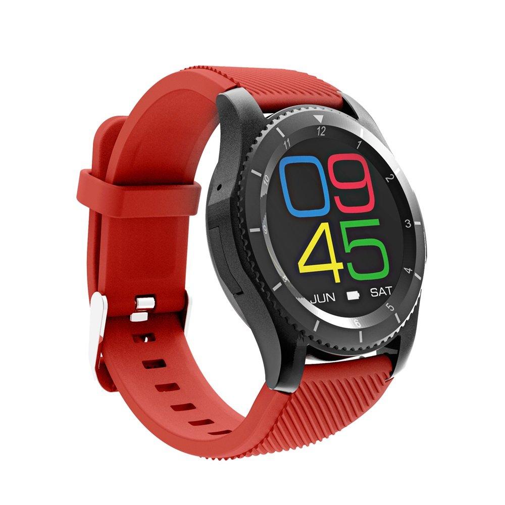 KKtick G8 Smartwatch Bluetooth 4.0 tarjeta SIM llamada ...