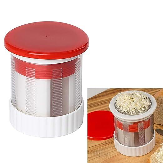 Hengbaixin - Rallador manual de acero inoxidable para queso ...