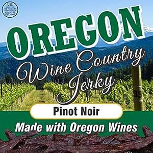 Oregon Wine Country Pinot Noir Beef Jerky 4 oz.