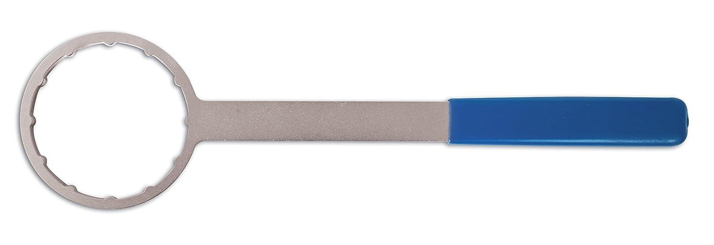 Laser 4579 4579 /Ölfilter-Schl/üssel 76 mm x 12 Rippen Ford//Renault//Peugeot