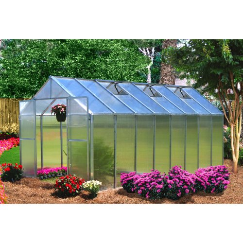 Cheap Riverstone Industries Monticello 8 x 16 ft. Greenhouse